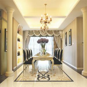 600X600 Building Material Ceramic Floor Tile Polished Vitrified Porcelain Tile (I6833)