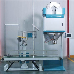 PLC White Kidney Bean Packing Machine with Conveyor Belt
