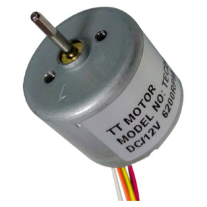 12V small brushless electric motor for model aircraft