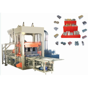Brick Machine, Block Machine, Block Making Machine, Brick Making Machine