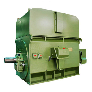 Three Phase High Voltage Slip Ring AC Motor