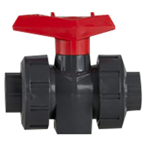 DIN ASTM ISO Standard PVC Ball Valve with Union