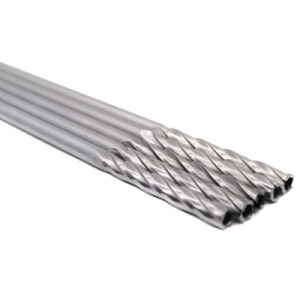 Cannulated Stainless Steel Drill Bits for Drilling Bones