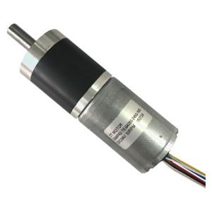 Electric 12V DC brushless motor for Material Handling machines