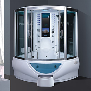 Luxury Surfing Massage and Steam Shower with TV (901)