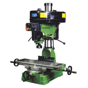Vertical Universal Drilling and Milling Machine with High Precision (ZX7032)