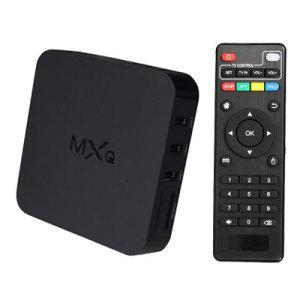 MXQ Cheapest Android 4.4 Smart TV Box 1g+8g Kodi TV Box