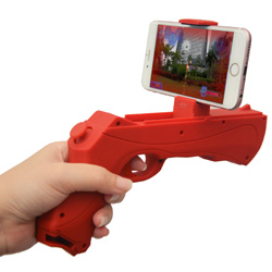 Geekplay Latest Ar Game Controller Ar Gun with Joystick
