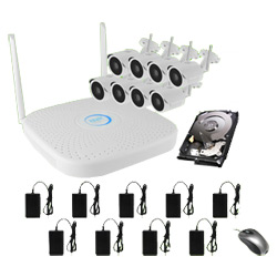 Inquiry About New WiFi IP Web Camera Kits From CCTV Cameras Suppliers (R25)