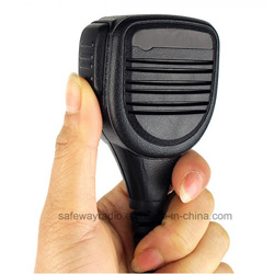 Waterproof Speaker Mic for Walkie Talkie Hytera Pd780