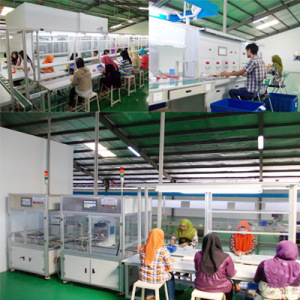 MCB Automatic Production Line - Testing Line