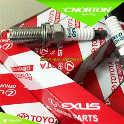 for Toyota Crown Reiz Ls430 Spark Plug 90919-01247 Fk20hr11 Double Iridium