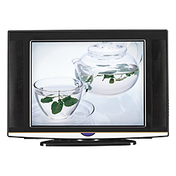 "21"" Pure Flat TV/ 21"" Flat Screen TV"