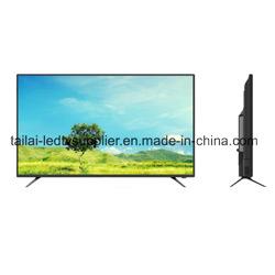"""OEM ODM Long Guarantee 40"""" Slim Narrow Bezel 2k 4k Uhd LED TV"""