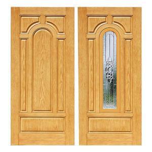 Manufacturer Latest Design Fiberglass Door