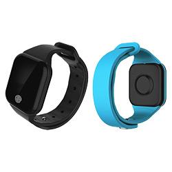 Heart Rate Fitness Tracker Bluetooth Bracelet Smart Watch