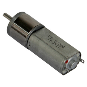 0.024-0.5kg. Cm Rated Torque Power Lock DC 12V gear motor