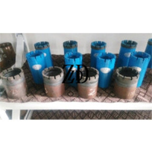 Zd101 Diamond Core Bit