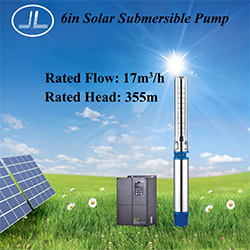 26kw 6inch Stainless Steel Submersible Pump, Irrigation Pump