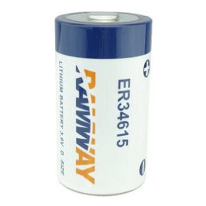 3.6V 19ah Lithium Battery for Parking Stall Detector (ER34615)