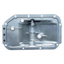 Custom Aluminum Casting Auto Parts with ISO Certificaition
