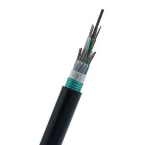 GYTS Multi-Loose Tube Corrugated Steel Armored 48 Core 96 Core Optical Fiber Cable