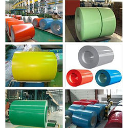 PPGI Steel Coil-----Prepainted Galvanized Steel Coil (PPGI/PPGL) / Color Coated Steel/CGCC/Roofing Steel