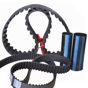 Industrial Timing Belt, Cnfulo Fulong Rubber Belt, Double Sided