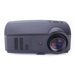 High Brightness Full HD WiFi Android LED 3D Movie Projector