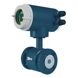 Intelligent Electromagnetic Flow Meter with High Accuracy MFE600