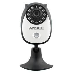 Ansee WiFi IP Camera for Smart Home Burglar Alarm System