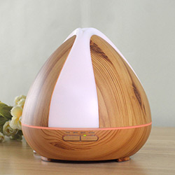 DT-1643A 300ml Ultrasonic Aroma Diffuser Working 12hr Waterless Auto Shut-off Perfect for Bedrooms