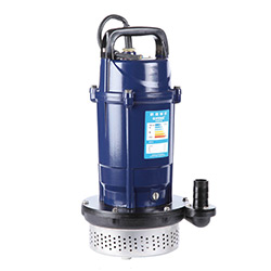 Aluminum Body Submersible Pump with Float Switch