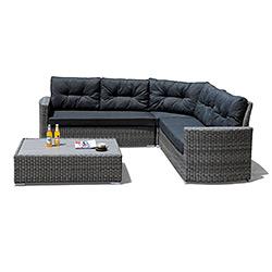 Modern Garden Patio Leisure Home Office Hotel Lounge Outdoor Furniture (J546-POL)