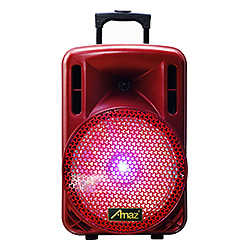 Trolley Speaker Hot Sale Colorful LED Light Active Tailgate Speaker with Bluetooth