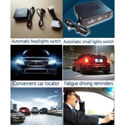 Auto Spare Part Car Headlight Controller and Photosensitive Sensor