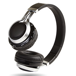 Bluetooth Headset Stereo with Light Suppor Micro SD and FM