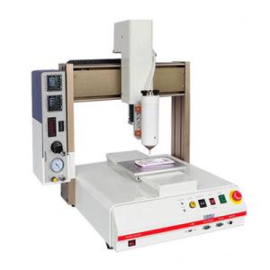 CE Certification Automatic Desktop Hot Melt Glue Dispenser Machine