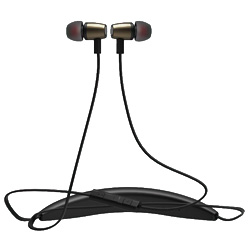 2016 Newest Bluetooth in Ear CSR 4.0 Headset with Call Vibration Function