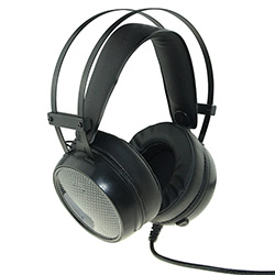 Hz-114 Beats Wired Gaming Stereo Computer Headset with Microphone