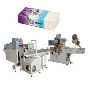 Pocket Tissue Handkerchief Napkin Paper Making Machine