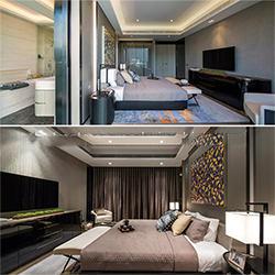 Top-Selling Wood Modern Hospitality Hotel Bedroom Furniture