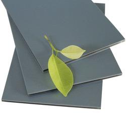 Building Material 4mm PVDF Aluminum / Aluminium Composite Panel Cladding Wall