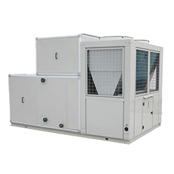 Air Cooled Roof Top Unit Air Conditioner