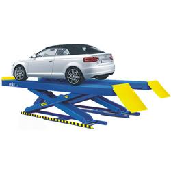9000lbs Scissors Car Lifter Auto Repair Equipment (PX09A)