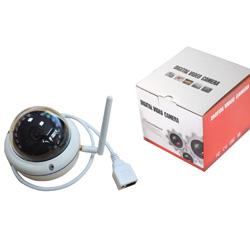 IR 720p Wireless IP Security Dome Camera Support Onvif EV-100d36ipc