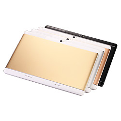 10.1 Inch Android Quad Core 2GB/16GB 4G Lte Phone Calling Tablet PC with Metal Back Case