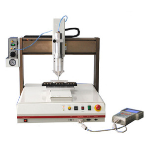 Automatic Ab Component Epoxy Glue Dispeser Robot