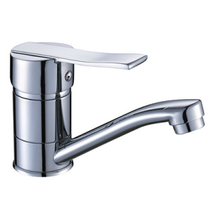 Brass Body Kitchen Faucet (SW-55001)