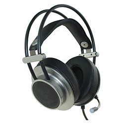 Hz-116 Bass Computer Wired Gaming Stereo Headset with Microphone